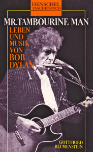 Buch-Cover: Mr. Tambourine Man